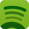Official Squeezebox Spotify aplication icon