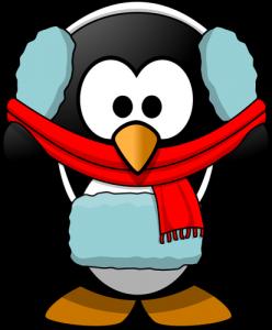 freezin penguin