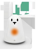 karotz-orange - mon système s'installe