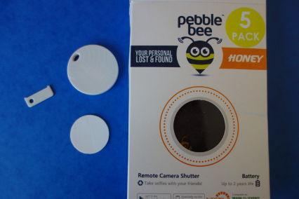 PebbleBee Honey boite et éléments
